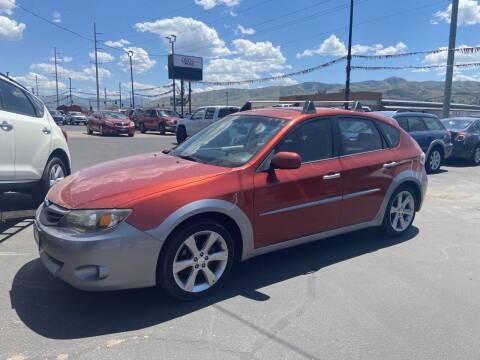 2010 Subaru Impreza for sale at Auto Image Auto Sales in Pocatello ID