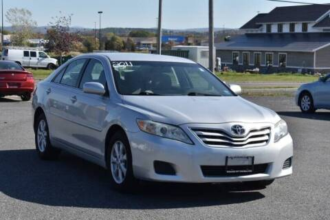 2011 Toyota Camry for sale at Broadway Motor Car Inc. in Rensselaer NY