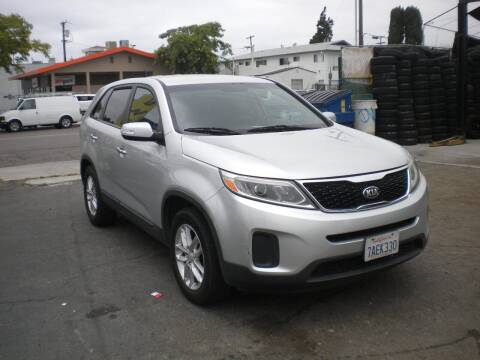 2014 Kia Sorento for sale at AUTO SELLERS INC in San Diego CA