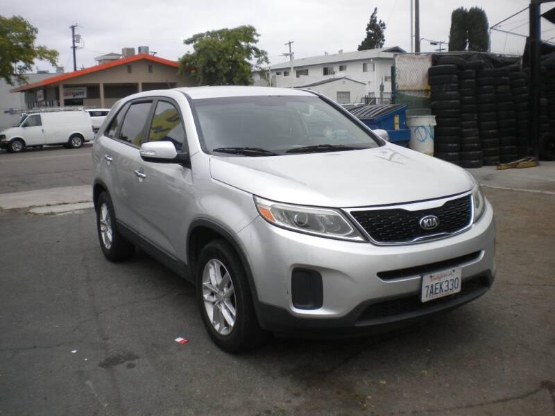 2014 Kia Sorento for sale at AUTO SELLERS INC in San Diego CA