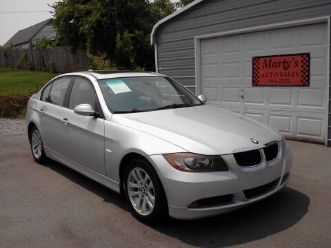 2006 BMW 3 Series for sale at Marty's Auto Sales in Lenoir City TN