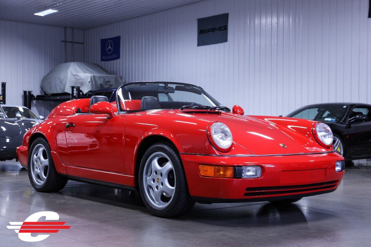 1994 Porsche 911 Carrera Speedster 2dr Convertible