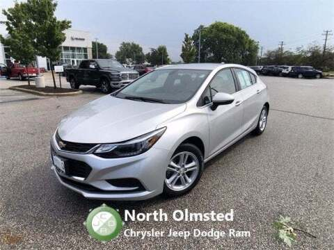 2017 Chevrolet Cruze for sale at North Olmsted Chrysler Jeep Dodge Ram in North Olmsted OH