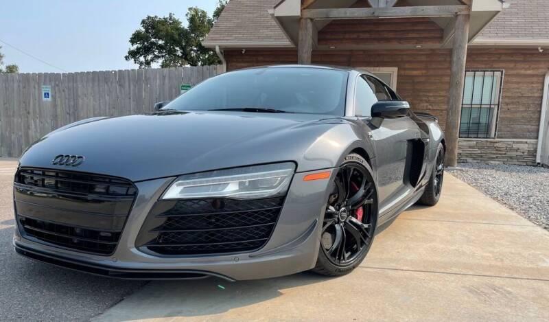 2015 Audi R8 for sale at Farha Used Cars in Wichita KS