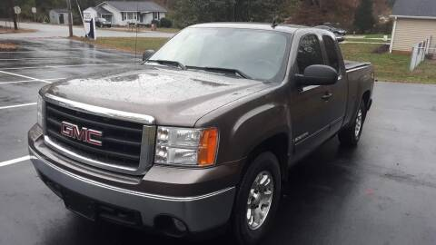 2008 GMC Sierra 1500 for sale at Happy Days Auto Sales in Piedmont SC