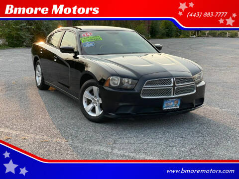 2014 Dodge Charger for sale at Bmore Motors in Baltimore MD