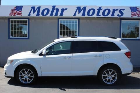 2012 Dodge Journey for sale at Mohr Motors in Salem OR