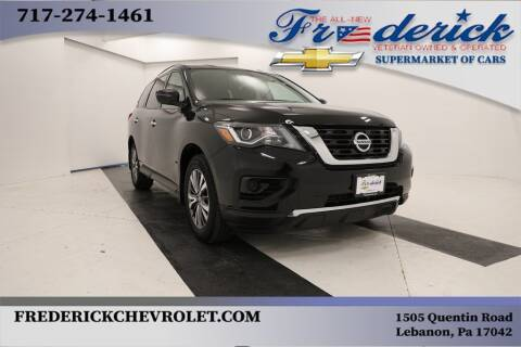 2019 Nissan Pathfinder for sale at Lancaster Pre-Owned in Lancaster PA