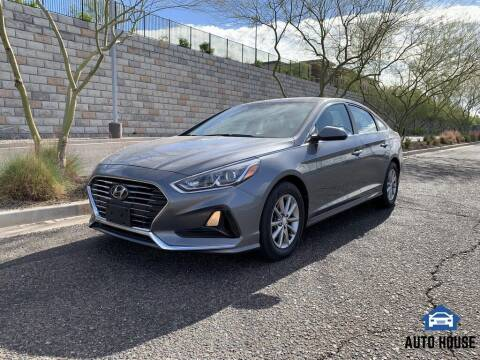 2019 Hyundai Sonata for sale at AUTO HOUSE TEMPE in Tempe AZ