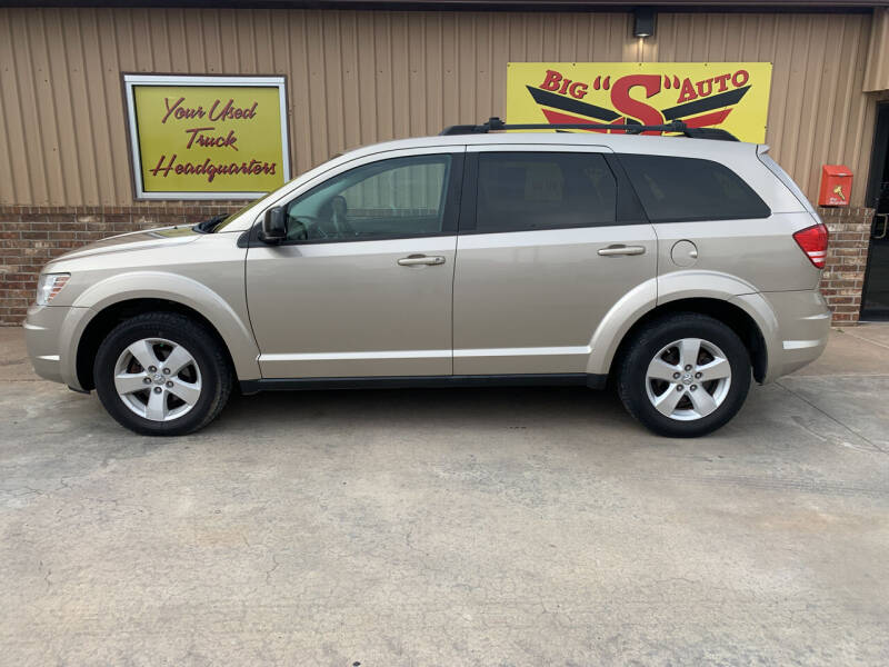 2009 Dodge Journey for sale at BIG 'S' AUTO & TRACTOR SALES in Blanchard OK