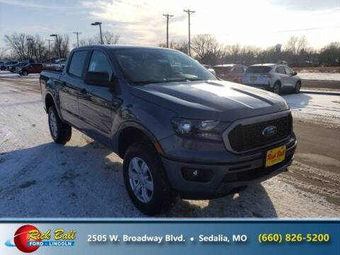 2021 Ford Ranger for sale at RICK BALL FORD in Sedalia MO