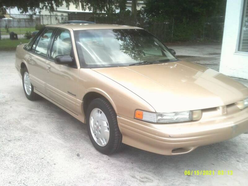 1994 Oldsmobile Cutlass Supreme for sale in Dover, FL