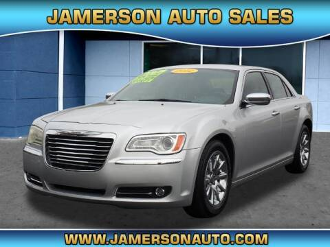 2012 Chrysler 300 for sale at Jamerson Auto Sales in Anderson IN