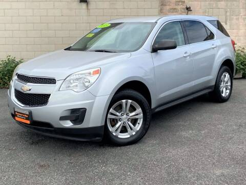2015 Chevrolet Equinox for sale at Somerville Motors in Somerville MA