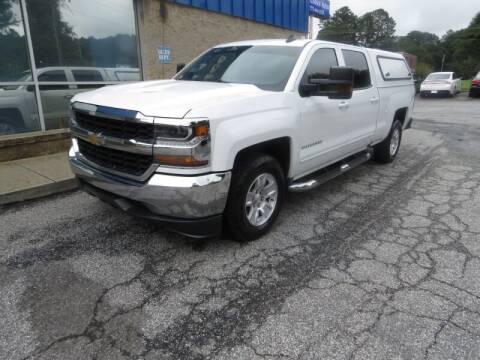 2017 Chevrolet Silverado 1500 for sale at 1st Choice Autos in Smyrna GA