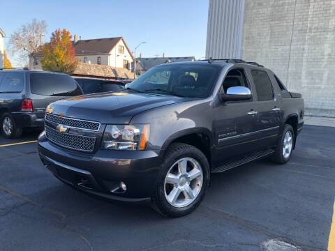 2011 Chevrolet Avalanche for sale at Fine Auto Sales in Cudahy WI