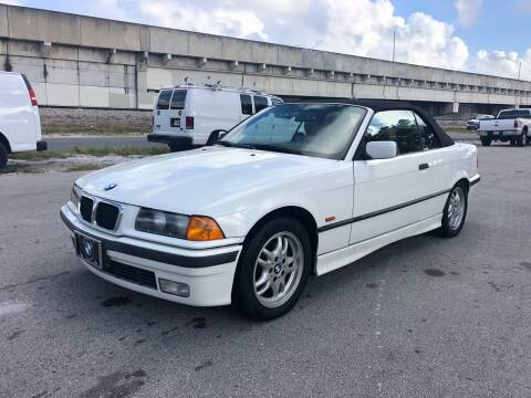 1999 BMW 3 Series for sale at Florida Cool Cars in Fort Lauderdale FL