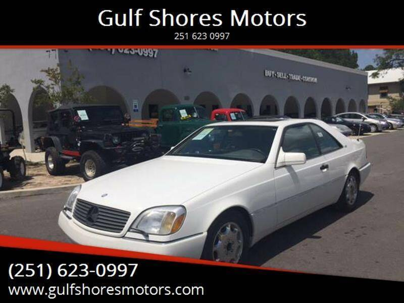 1995 Mercedes-Benz S-Class for sale at Gulf Shores Motors in Gulf Shores AL