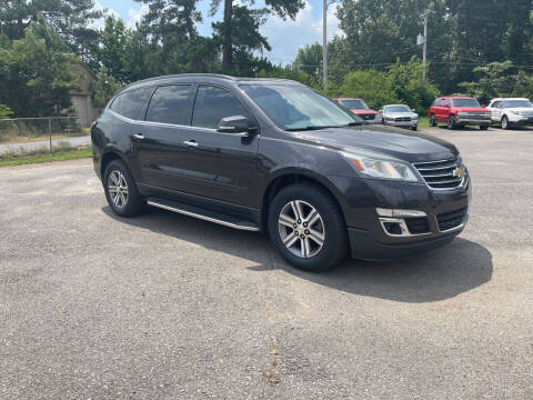 2015 Chevrolet Traverse for sale at Auto Credit Xpress in Benton AR