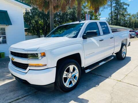 2018 Chevrolet Silverado 1500 for sale at Southeast Auto Inc in Walker LA