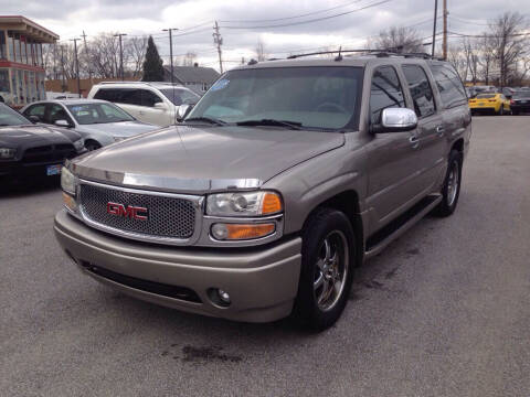 2003 GMC Yukon XL for sale at MR Auto Sales Inc. in Eastlake OH
