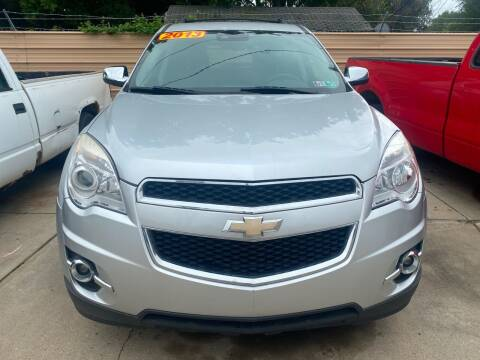 2013 Chevrolet Equinox for sale at Matthew's Stop & Look Auto Sales in Detroit MI