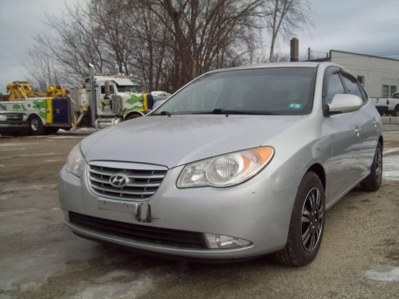 2010 Hyundai Elantra for sale at Frank Coffey in Milford NH