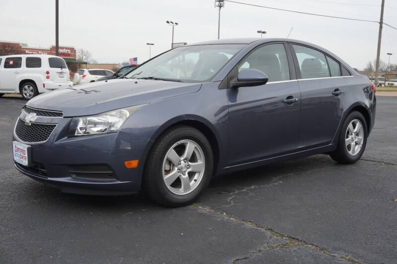 2014 Chevrolet Cruze for sale at Certified Auto Center in Tulsa OK