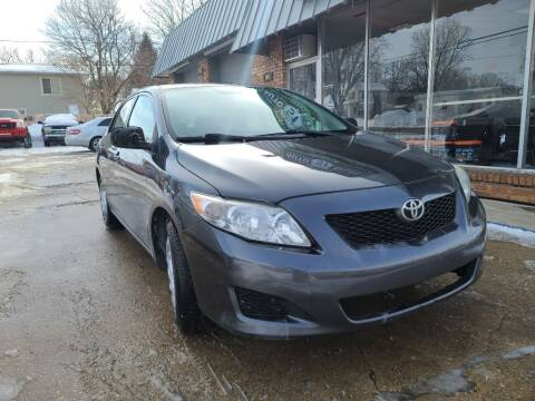 2010 Toyota Corolla for sale at LOT 51 AUTO SALES in Madison WI
