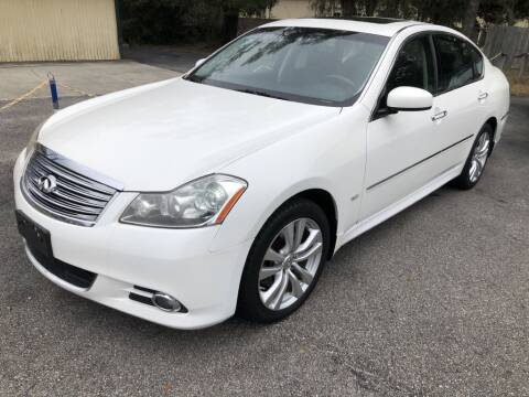 2009 Infiniti M35 for sale at Auto Cars in Murrells Inlet SC