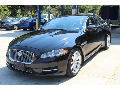 2015 Jaguar XJ for sale at Inline Auto Sales in Fuquay Varina NC