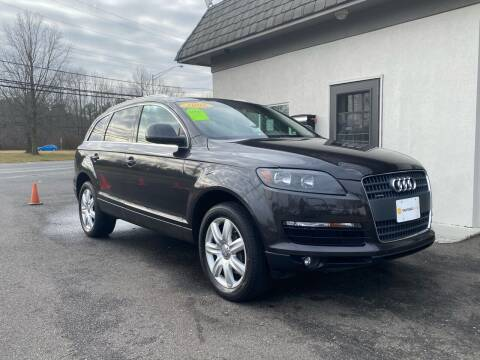2008 Audi Q7 for sale at Vantage Auto Group in Tinton Falls NJ