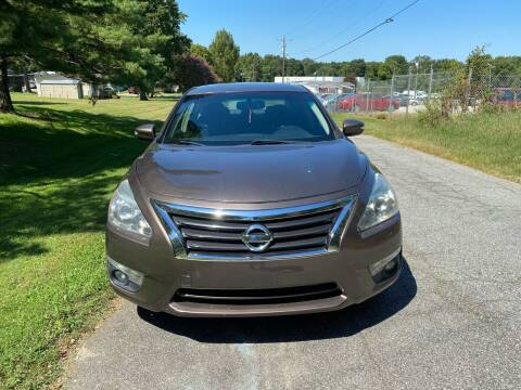 2013 Nissan Altima for sale at Speed Auto Mall in Greensboro NC