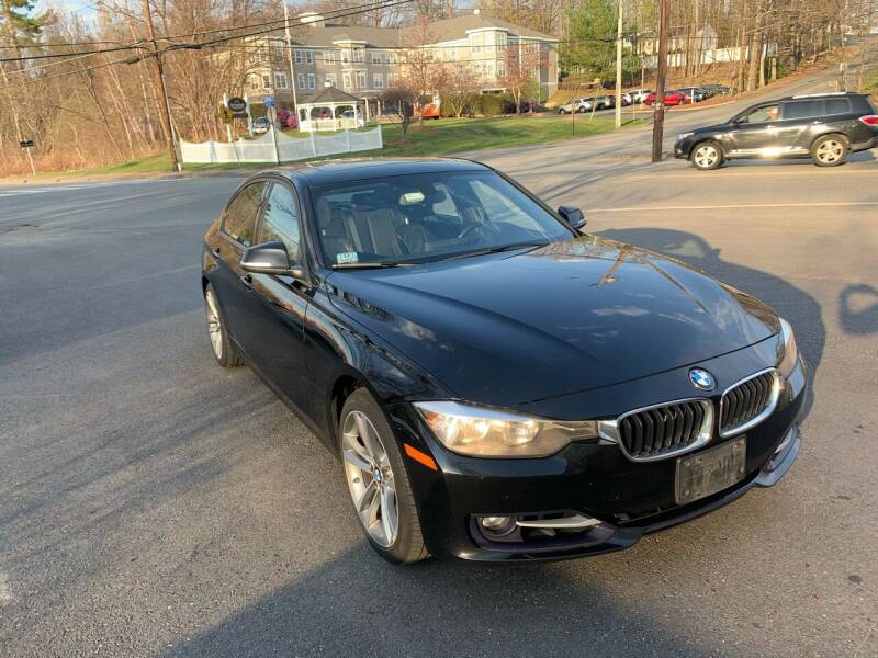 2013 BMW 3 Series for sale at QUINN'S AUTOMOTIVE in Leominster MA