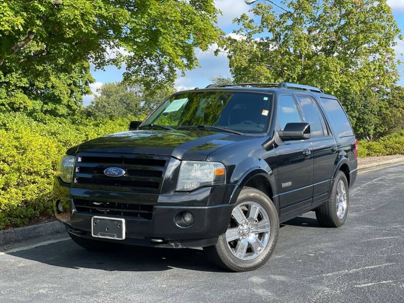 2008 Ford Expedition for sale at William D Auto Sales in Norcross GA