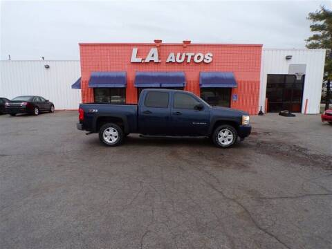 2011 Chevrolet Silverado 1500 for sale at L A AUTOS in Omaha NE