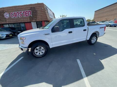 2017 Ford F-150 for sale at CARSTER in Huntington Beach CA