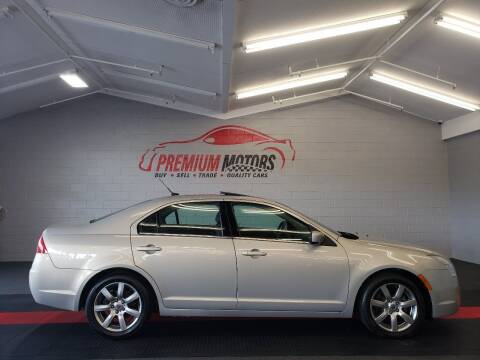 2010 Mercury Milan for sale at Premium Motors in Villa Park IL