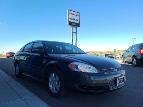 2016 Chevrolet Impala Limited for sale at Tommy's Car Lot in Chadron NE