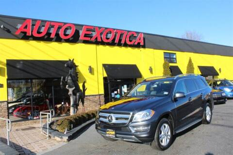 2014 Mercedes-Benz GL-Class for sale at Auto Exotica in Red Bank NJ