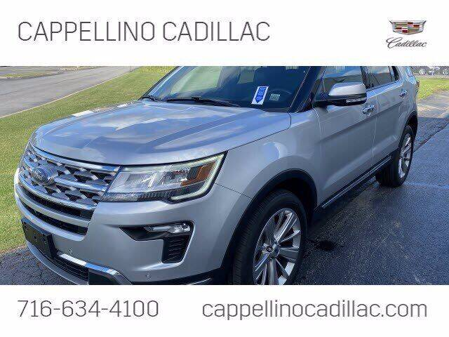 2019 Ford Explorer for sale at Cappellino Cadillac in Williamsville NY