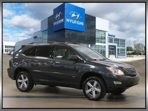 2005 Lexus RX 330 for sale at Terry Lee Hyundai in Noblesville IN