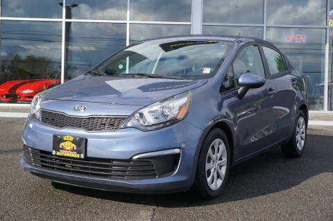 2016 Kia Rio for sale at West Coast Auto Works in Edmonds WA