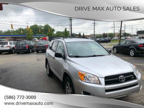 2010 Toyota RAV4 for sale at Drive Max Auto Sales in Warren MI