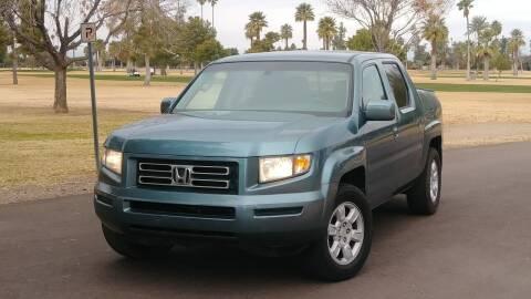 2006 Honda Ridgeline for sale at CAR MIX MOTOR CO. in Phoenix AZ