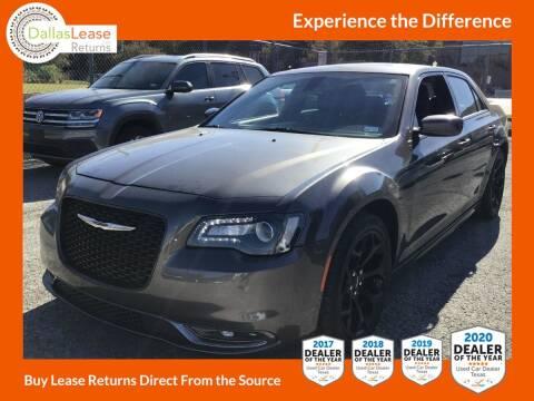 2015 Chrysler 300 for sale at Dallas Auto Finance in Dallas TX