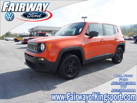 2017 Jeep Renegade for sale at Fairway Ford in Kingsport TN