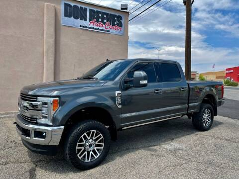 2019 Ford F-250 Super Duty for sale at Don Reeves Auto Center in Farmington NM