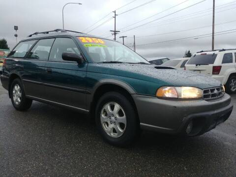 1998 Subaru Legacy for sale at Low Auto Sales in Sedro Woolley WA