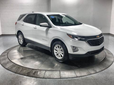 2020 Chevrolet Equinox for sale at CU Carfinders in Norcross GA